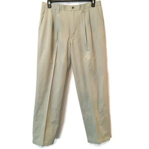 Wrangler Ultimate Khakis Men's EUC 36×32 Cotton